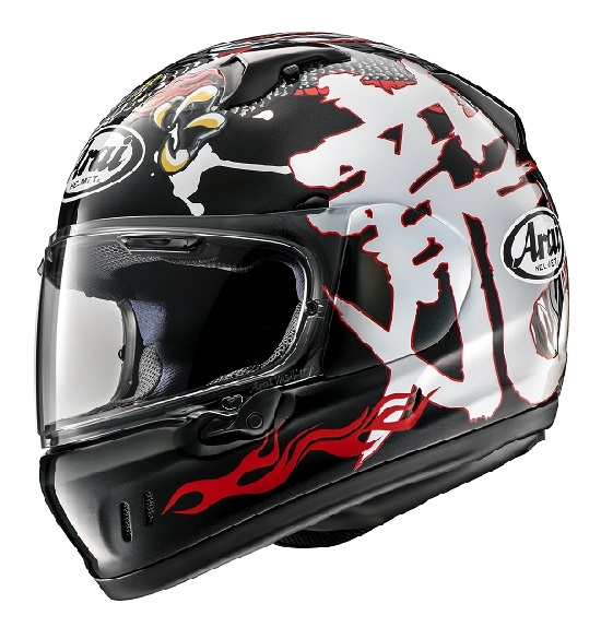 Casca Arai Renegade-V Dragon 0