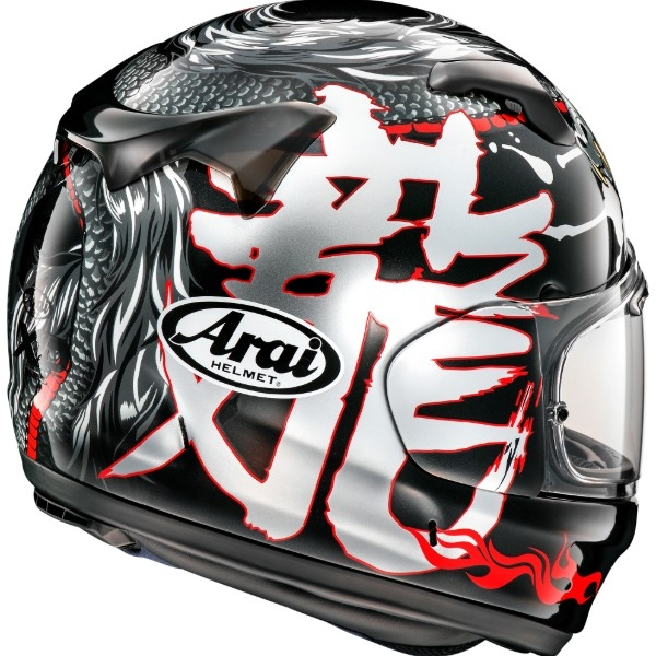 Casca Arai Renegade-V Dragon 2