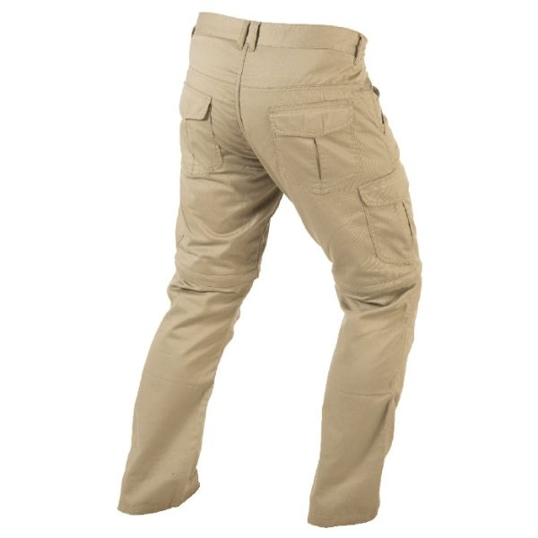 Pantaloni canvas Trilobite Dual, 2 in 1 1